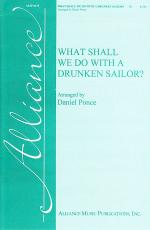 What Shall We Do With a Drunken Sailor? Sheet Music