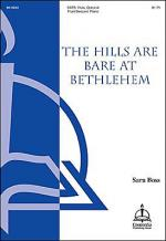 The Hills Are Bare in Bethlehem Sheet Music