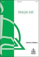 Psalm 145 Sheet Music