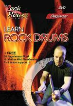 Mark Manzcuk -¦Learn Rock Drums Sheet Music