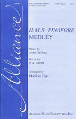 H.M.S. Pinafore Medley Sheet Music