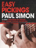Paul Simon - Easy Pickings Sheet Music