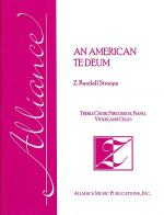 An American Te Deum Sheet Music