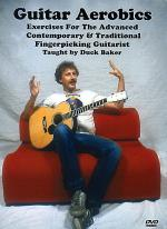 Guitar Aerobics DVD Sheet Music
