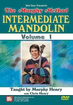 Intermediate Mandolin, Volume 1 DVD Sheet Music