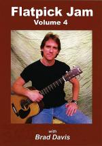 Flatpick Jam, Volume 4 DVD Sheet Music