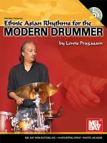 Ethnic Asian Rhythms for the Modern Drummer Book/CD Set Sheet Music