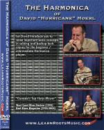 Harmonica of David 'Hurricane' Hoerl DVD Sheet Music
