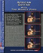 African Guitar - The Mighty Popo DVD Sheet Music