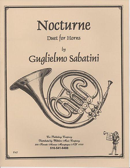 Nocturne Sheet Music