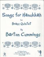 Songs of Hanukkah Sheet Music