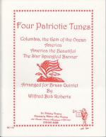 Four Patriotic Tunes Sheet Music