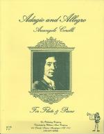 Adagio & Allegro Sheet Music