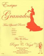 4 Spanish Dances Sheet Music