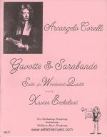 Gavotte & Sarabande Sheet Music