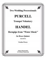 2 Wedding Processionals Sheet Music