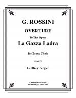 La Gazza Ladra Overture Sheet Music