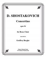 Concertino, opus 94 Sheet Music