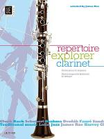Repertoire Explorer - Clarinet Sheet Music