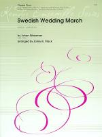 Swedish Wedding March Sheet Music