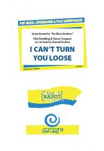 I Can't Turn You Loose Sheet Music