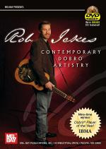 Rob Ickes: Contemporary Dobro Artistry DVD/CD Set Sheet Music