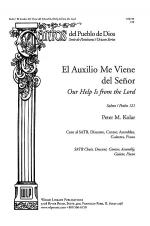 El Auxilio Me Viene del Senor (Our Help is From the Lord) Sheet Music