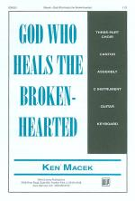God Who Heals the Broken-Hearted Sheet Music