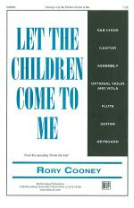 Let the Children Come to Me Sheet Music