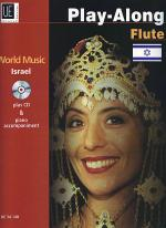 Israel - Play Along Flute Sheet Music