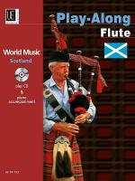 Scotland - Play Along Flute Sheet Music