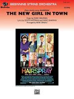 The New Girl in Town (from Hairspray) (Score only) Sheet Music