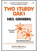 Two Sturdy Oaks Sheet Music