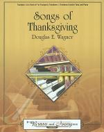 Songs of Thanksgiving Sheet Music