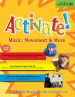 Activate! Oct/Nov 08 Sheet Music