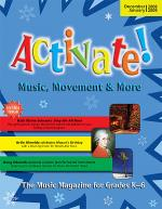 Activate! Dec 08/Jan 09 Sheet Music