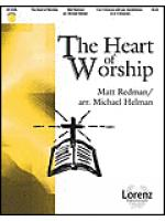 The Heart of Worship Sheet Music