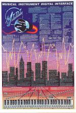 MIDI Poster Sheet Music