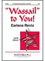 Wassail to You! Sheet Music
