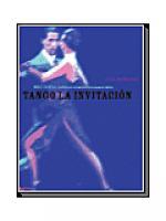 Tango La Invitacion Sheet Music