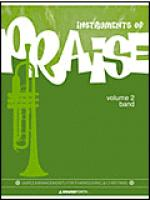 Instruments of Praise - Vol. 2 - Christmas and Thanksgiving Hymns (Band) Sheet Music