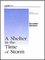 A Shelter in the Time of Storm Sheet Music