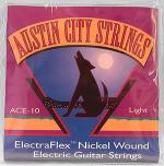 Austin City Strings: Electric Guitar Light Nickel Wound Sheet Music