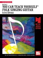 You Can Teach Yourself Folk Singing Guitar Sheet Music