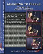 Learning to Fiddle DVD Sheet Music
