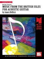Music from the British Isles for Acoustic Guitar Sheet Music