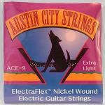 Austin City Strings: Electric Guitar XLight Nickel Wound Sheet Music
