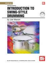 Introduction to Swing-Style Drumming Book/CD Set Sheet Music