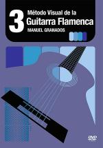 Flamenco Guitar Visual Method, Volume 3 DVD Sheet Music