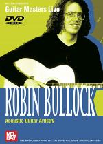 Robin Bullock - Acoustic Guitar Artistry DVD Sheet Music